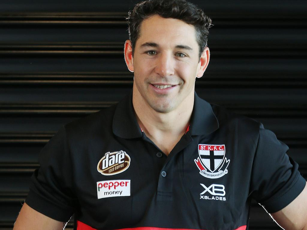 Billy Slater's still got it.