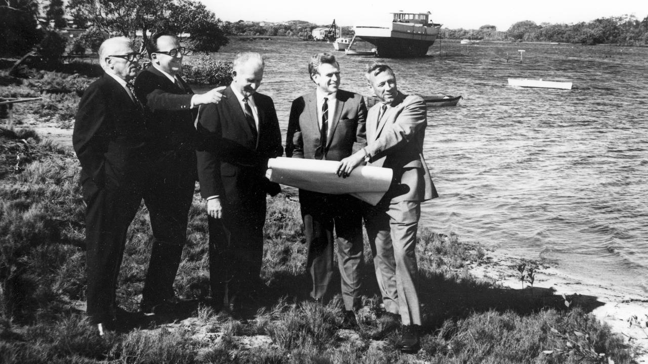 Kawana Waters grew from one man's vision - Sunshine Coast Daily