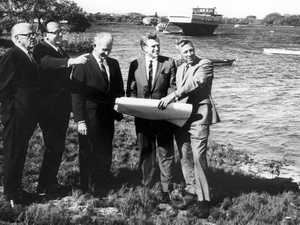 Kawana Waters grew from one man's vision