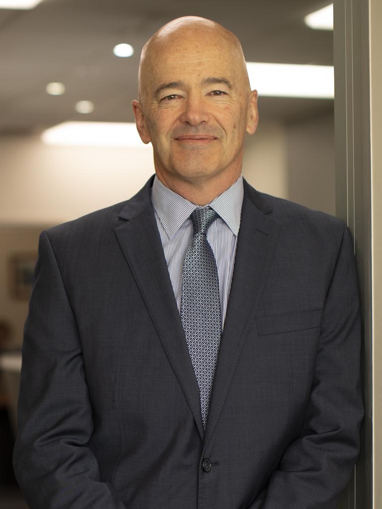 Gympie Regional Council CEO Bernard Smith