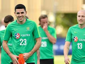 Pressure gauge: The Socceroo who must stand up