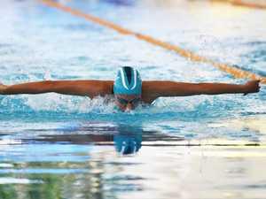 Rocky City swimmer sets new CQ age record