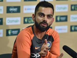 'End of the world': Kohli opens up on struggles