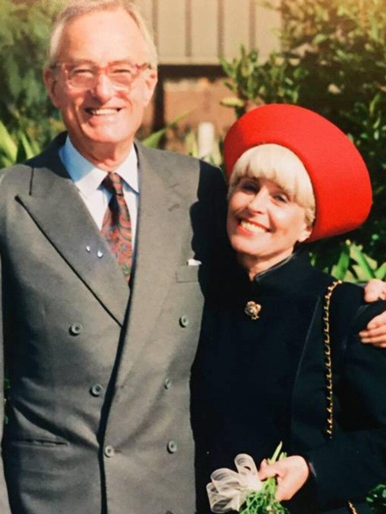 Charles Skarratt and Monika Karpel.