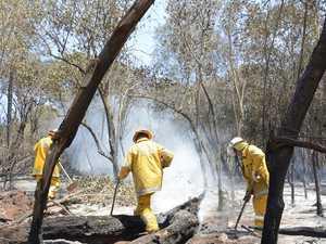 Severe fire danger returns to Darling Downs, Granite Belt