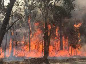 Full list of bushfire alerts and evacuations