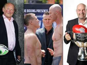 Buzz v Robbo: NRL, AFL heavyweights trade blows