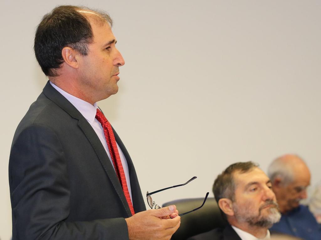 Councillor Ayril Paton.