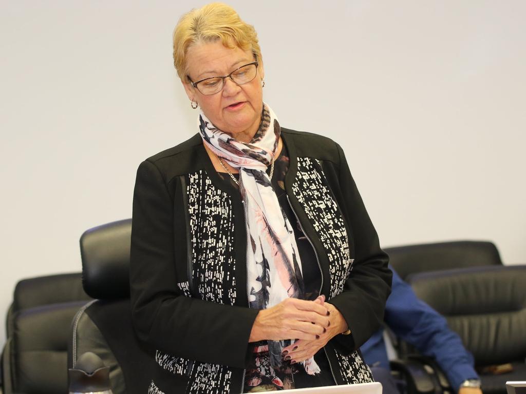 Councillor Karen May.