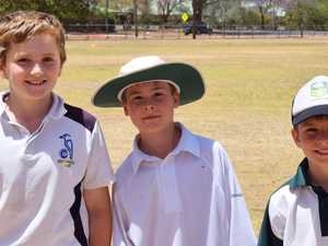 PHOTO GALLERY: Jr cricket kicks off for the season