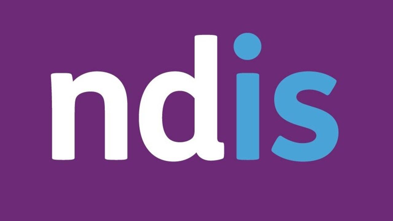 National Disability Insurance Scheme (NDIS) logo.