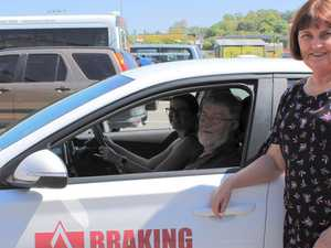 Program helping young Mackay drivers 'brake' the cycle