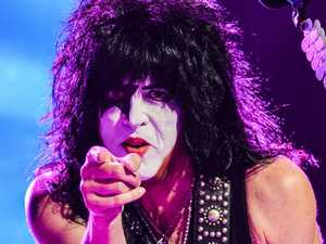 KISS cancels Oz farewell tour days out