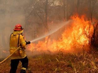 Fury over 'disgusting' fireys claim