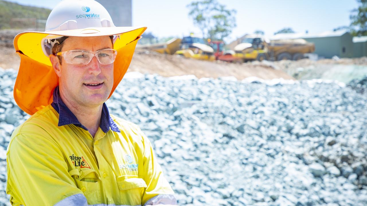 An $18 million upgrade to Leslie Harrison Dam at Capalaba was completed May 2019.