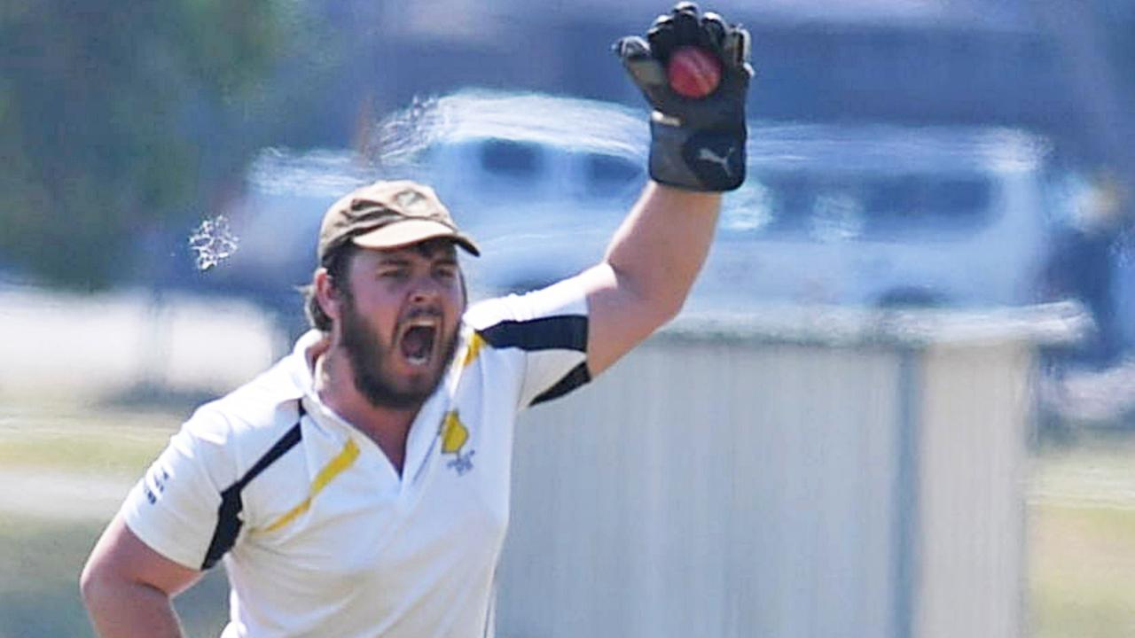 Gympie Cricket Harlequin v Kenilworth - Shaun Ringuet