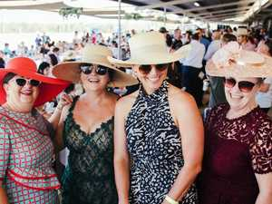 Close to 1000 patrons attended the Miners Memorial race day