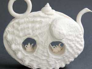 Forster's 45-year love affair with ceramics