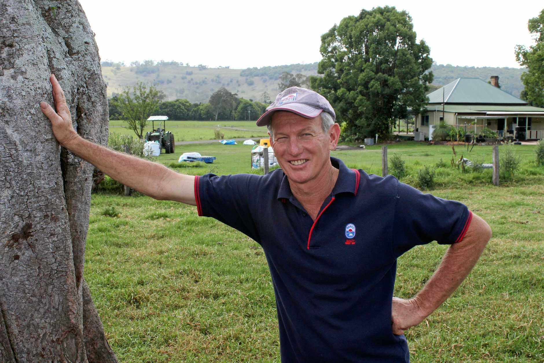 Greg McNamara.