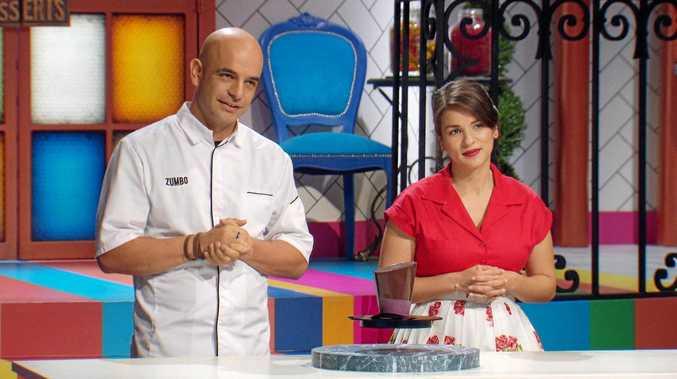 Local sugar makes Zumbo's TV desserts shine