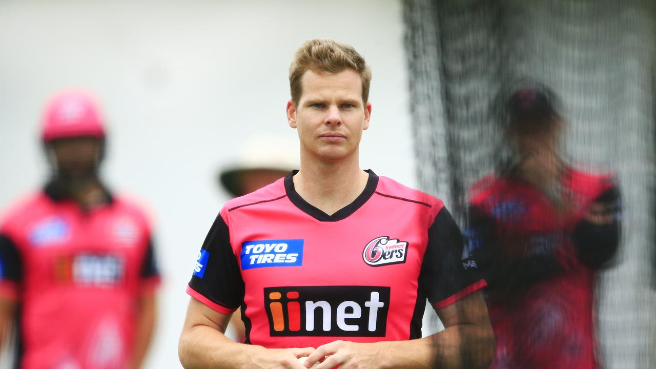 Steve Smith will return to the Sydney Sixers this summer. Picture: Getty