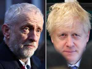 Jeremy Corbyn takes on Boris Johnson in election