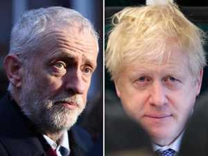 Jeremy Corbyn takes on Boris Johnson in election