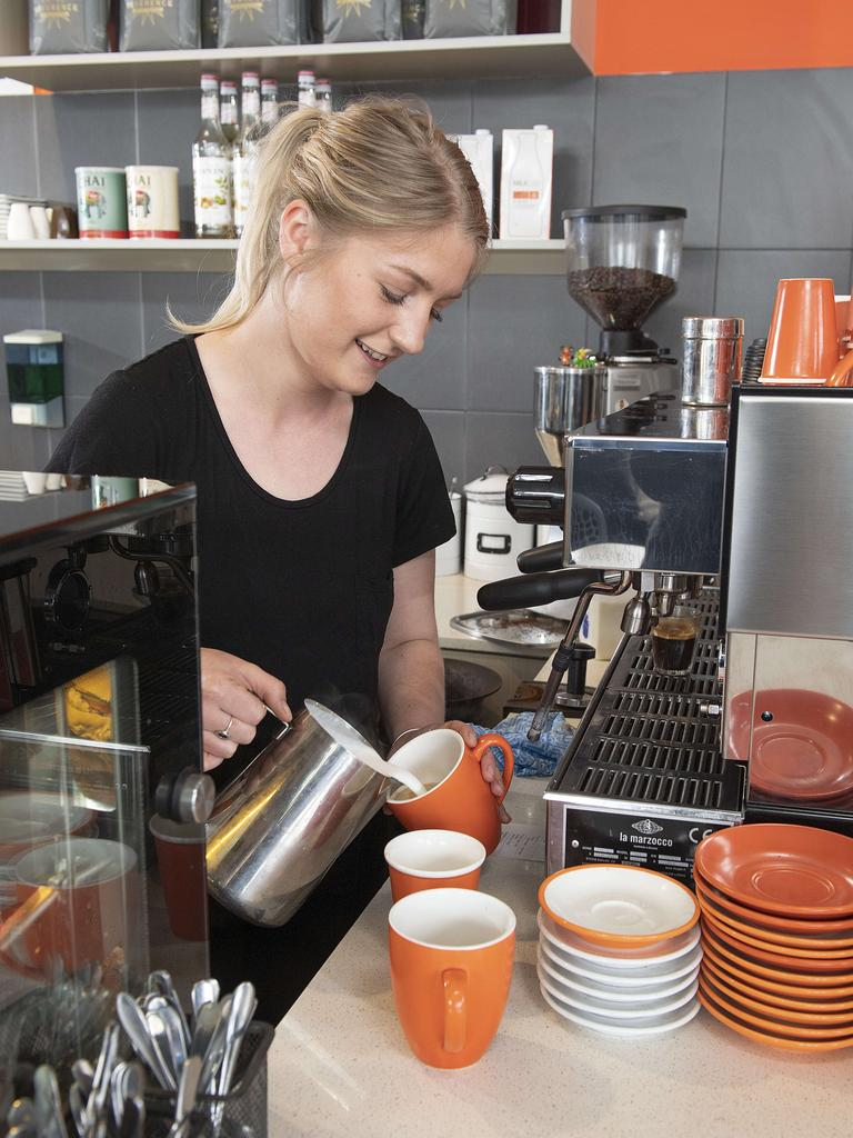 Buyers want to live near coffee shops