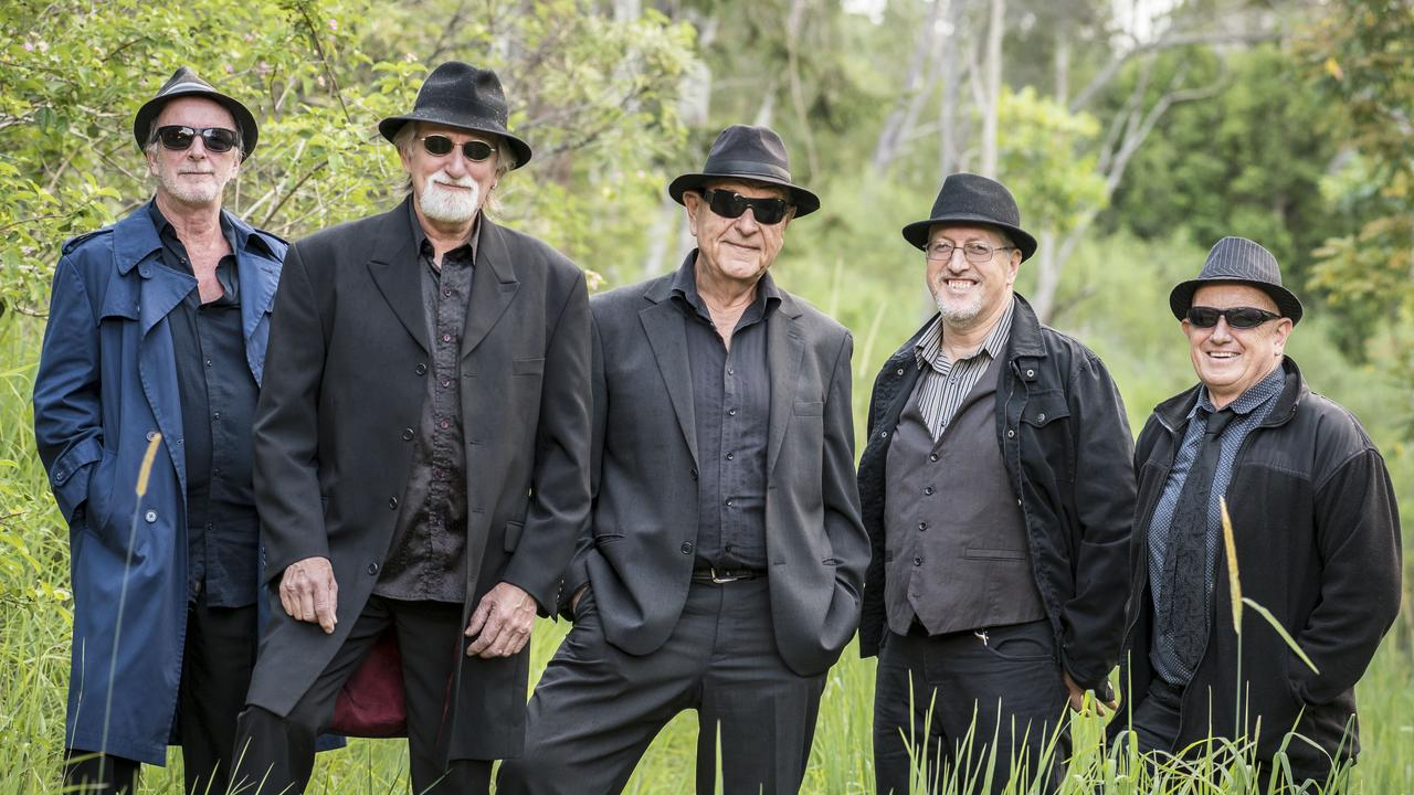 NOOSA five-piece band The Claptomaniacs will be entertaining the Sunday afternoon crowd at Noosa Dolphins Rugby Union Club in Bicentennial Drive, Sunshine Beach.