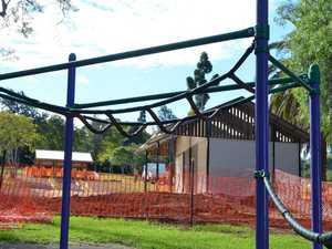 Park temporarily closes due to delays in upgrades