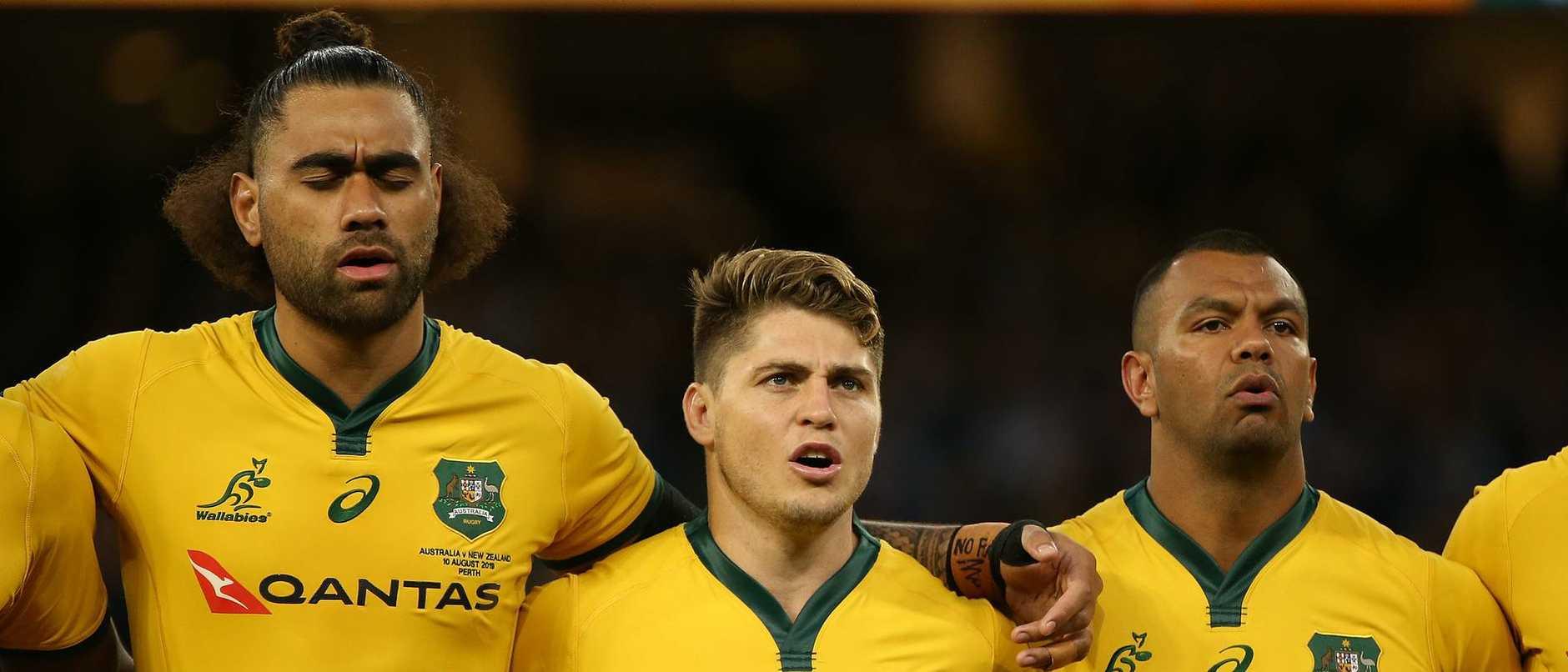 Australia v New Zealand - 2019 Rugby Championship