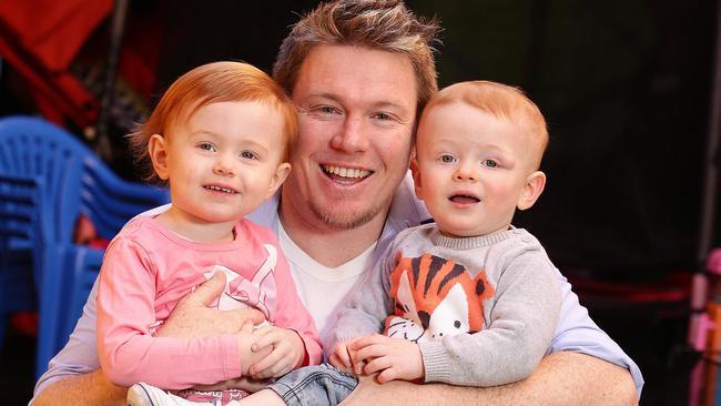 New dads' get honest on fatherhood