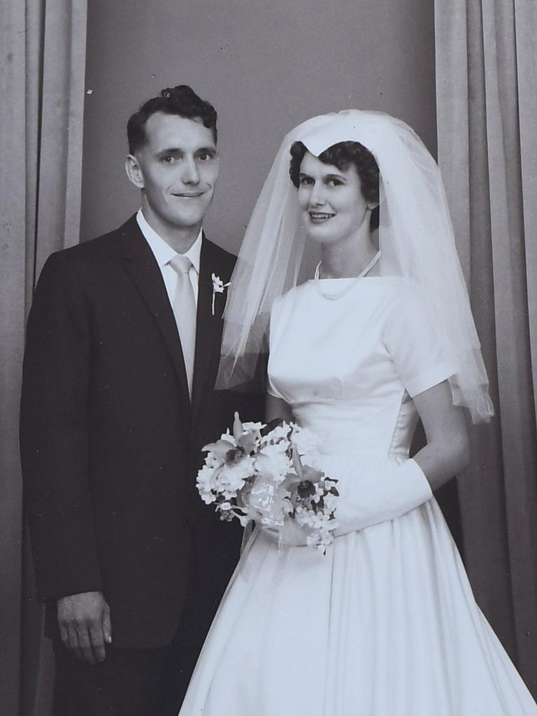 Cyril and Helen Wheeler are celebrating their 60th wedding anniversary.