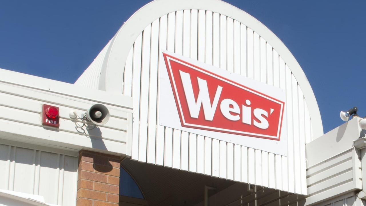 The Weis factory in Toowoomba.