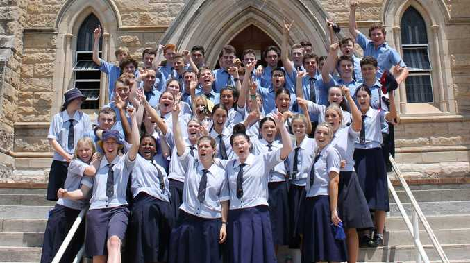 School's Out: Gympie students among 2000 graduates
