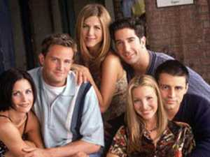 Friends actor 'fell hard' for co-star