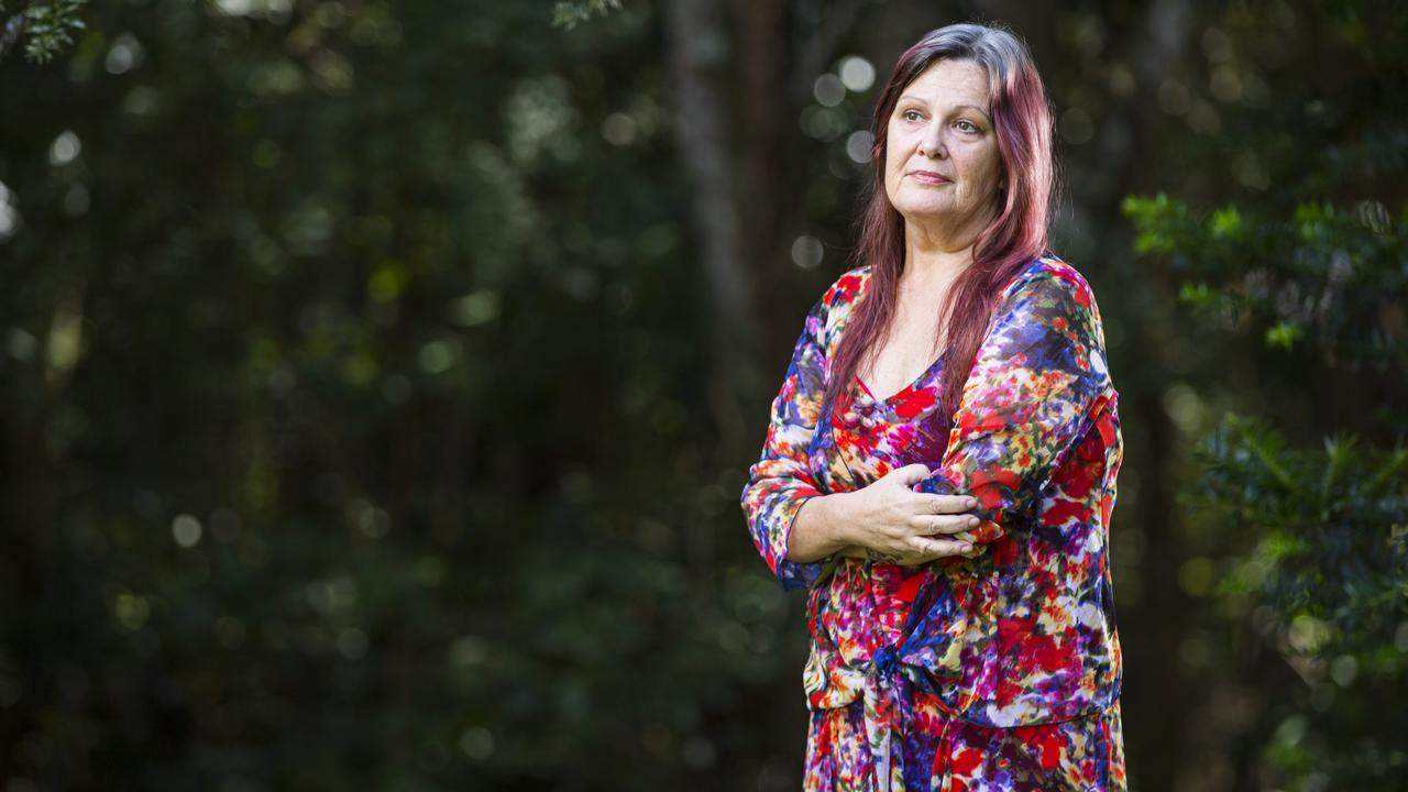 Alison Kirkness, mother of Kirra McLoughlin who died in mysterious circumstances in 2014, is calling for an inquest. Photo: Lachie Millard