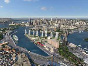 PM, NSW Premier reveal vision for Sydney's future