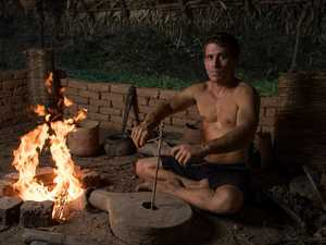 Meet the stone age man for the modern age