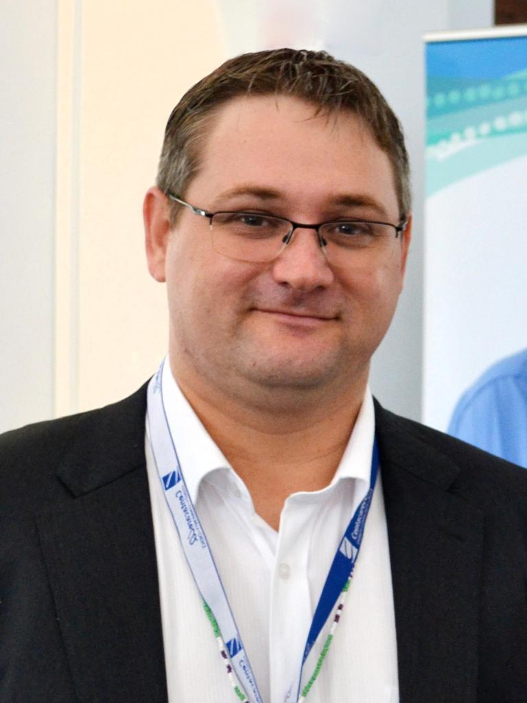 CentacareCQ Chief Executive Robert Sims