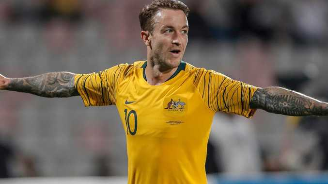 Socceroos exorcise demons in march towards WC