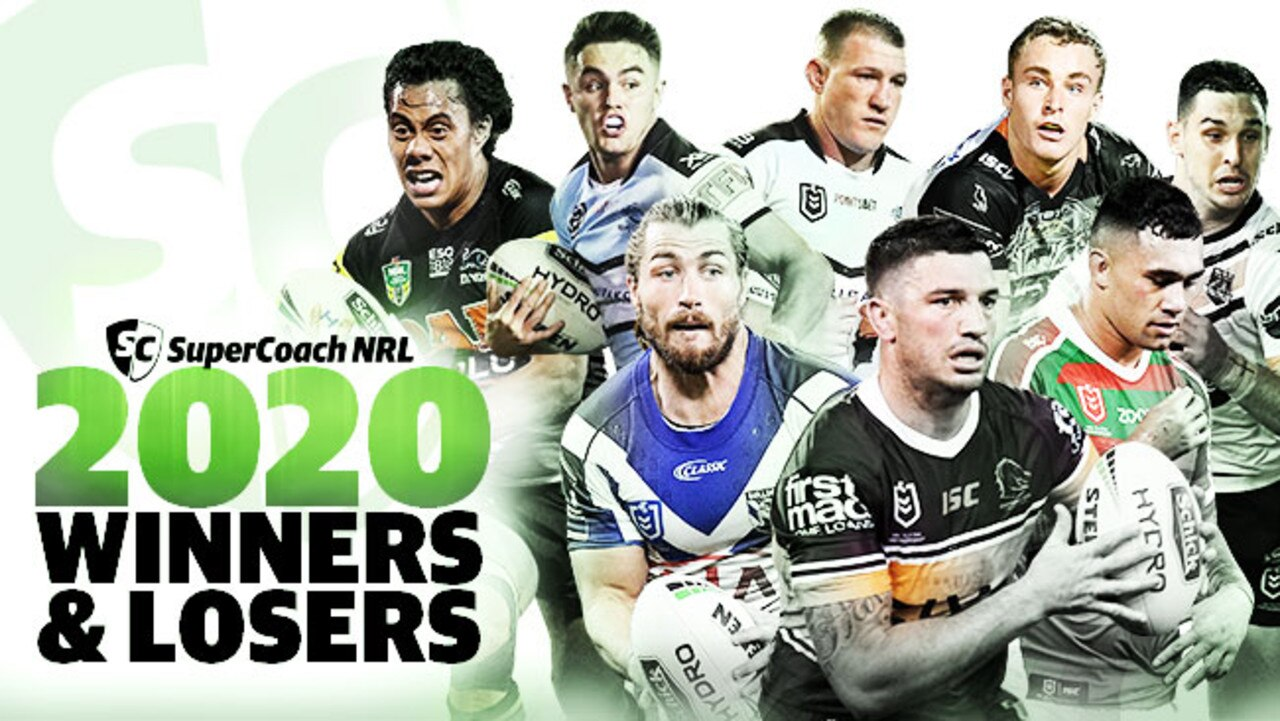 The SuperCoach winners and losers from off-season transfers in the NRL.