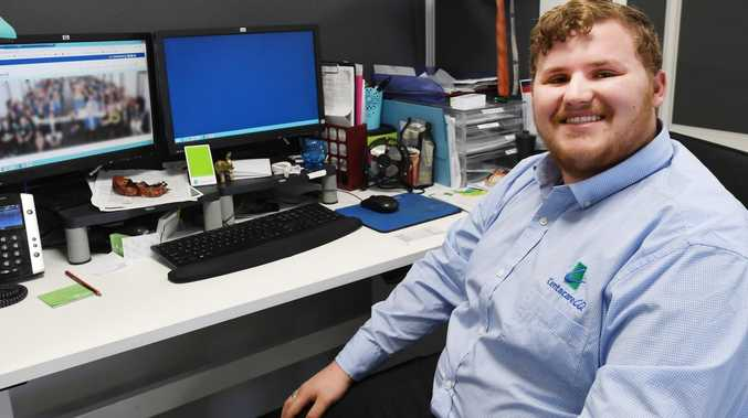 'There is no job like it' Teen's unusual passion