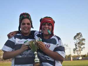 GALLERY: Outback Secondary Schoolgirls U17 grand final