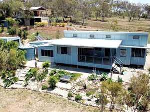 Off-grid island paradise hits the market