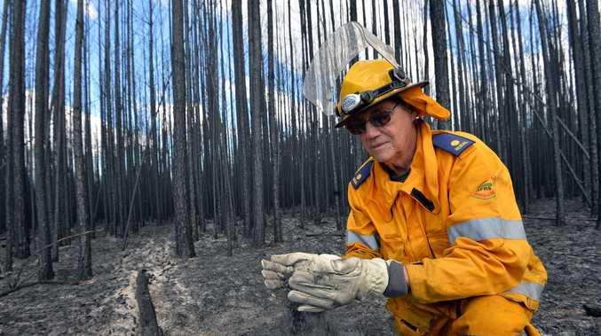 Documents reveal factors behind Caloundra blaze