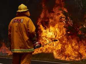 NSW on alert as bushfire danger levels rise again