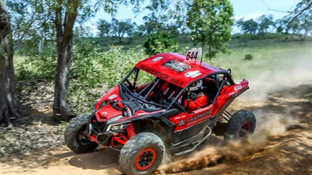 The Gympie Auto Sports Club will hold the final round of the Queensland Offroad Racing Championships at Federal this weekend. Photo: CRAIG HOUSTON PHOTOGRAPHY 2018.