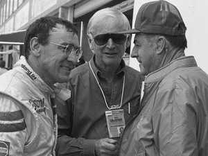 Racing legend to make the big screen