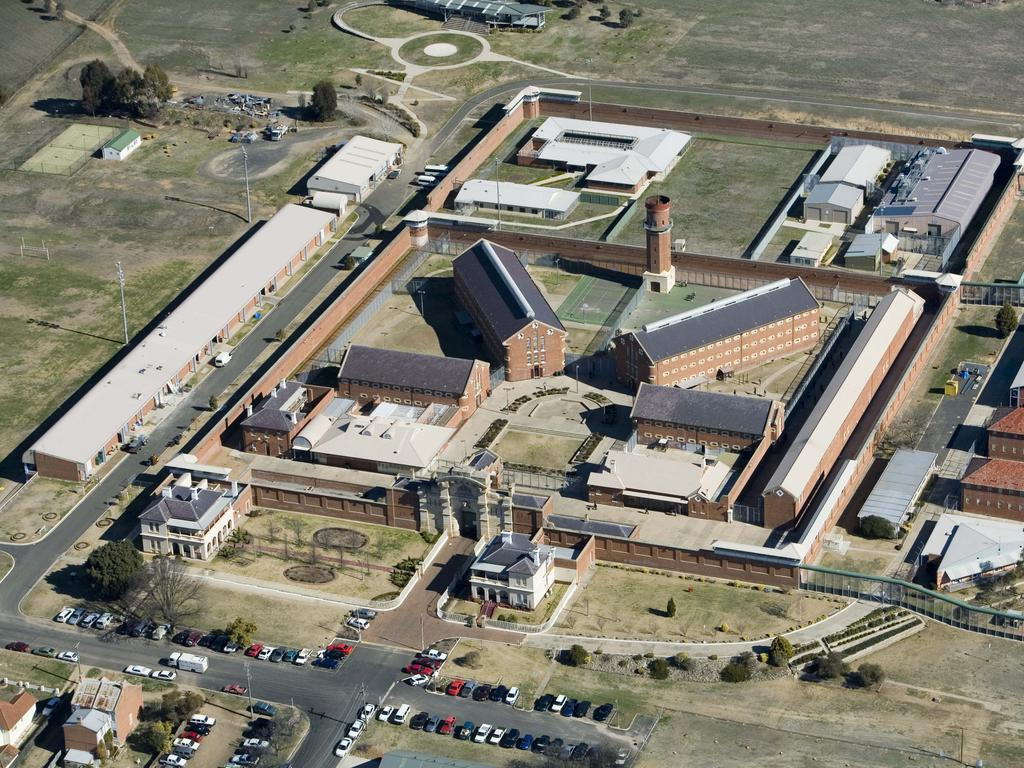 Mr Xie is currently being held at Bathurst Correctional Centre. Picture: SKYCAM AUSTRALIA